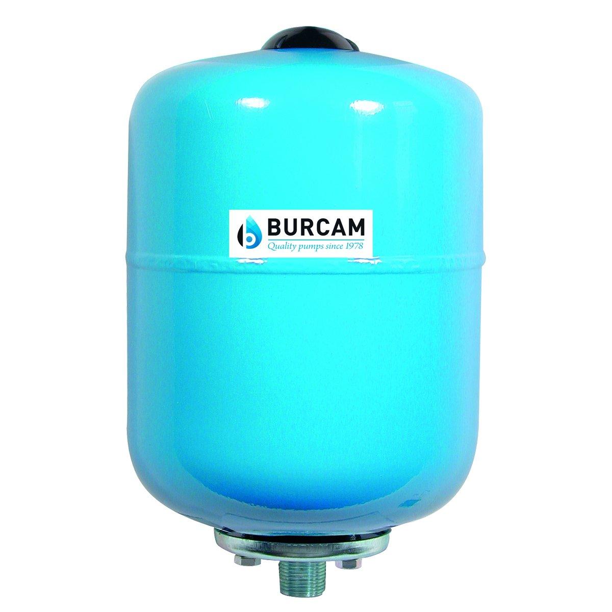 BurCam 600542B ML20 Diaphragm Pressure Tank, 5.3 gal,
