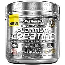 MT Essential Series Platinum 100% Creatine Unflavored 400g CA