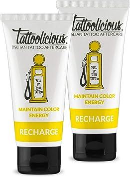 Tattoolicious DOUBLE RECHARGE - Crema de mantenimiento para ...