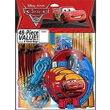 Disney Cars 2 48pc Party Favor Pack