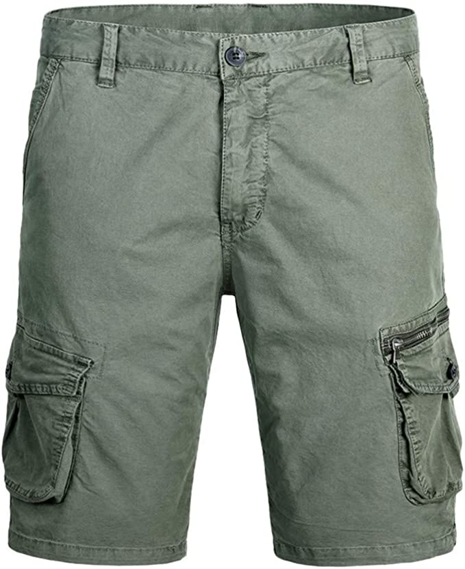 Horace Small NP2116 Mens Brush Pants Earth Green 35W x 30L