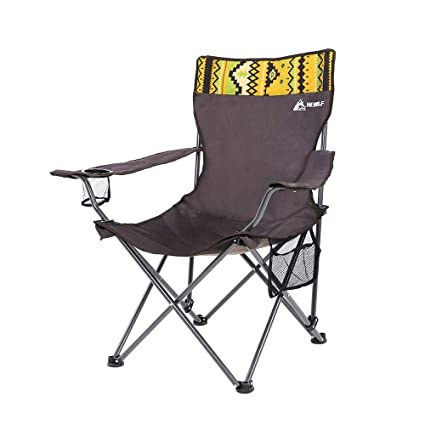 Super Hewolf Xl Camping Chairs Folding Foldable Chair Heavy Duty For Heavy People Coffee Machost Co Dining Chair Design Ideas Machostcouk