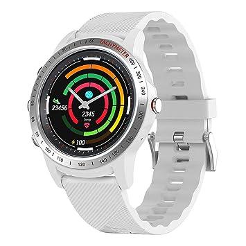 Yanten S22 Dual Bluetooth Smartwatch frecuencia cardíaca ...