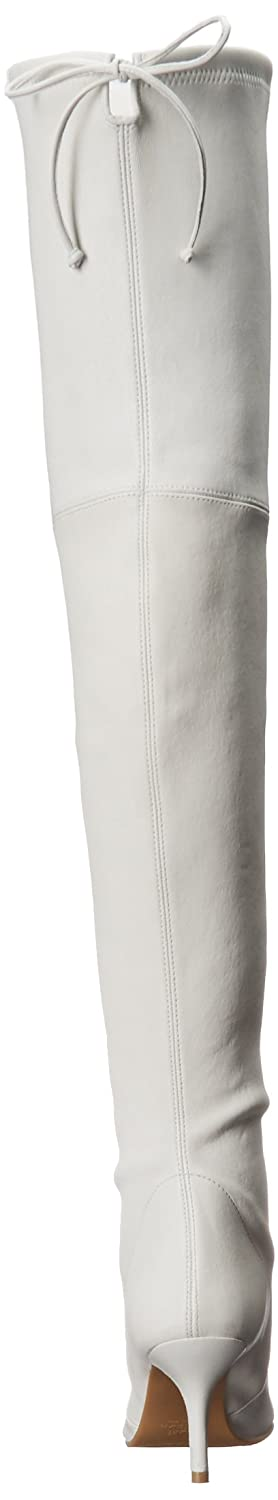 Stuart Weitzman Women's Tiemodel Over 8 The Knee Boot B0727XXDZF 8 Over B(M) US|Snow 7c95dc