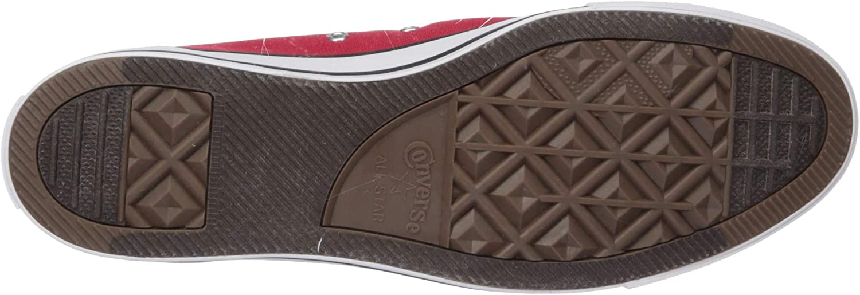 Converse M9696c, Sneakers Uomo Rosso Tango Red 9696