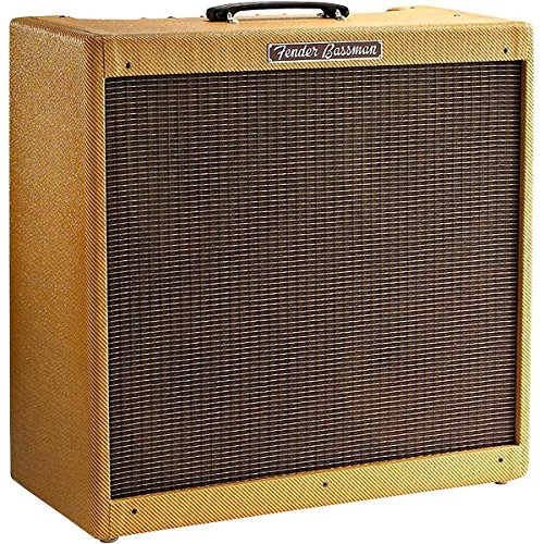 Fender-59-Bassman-LTD-50-Watt-4x10-Inch-Tube-Bass-Combo-Amp