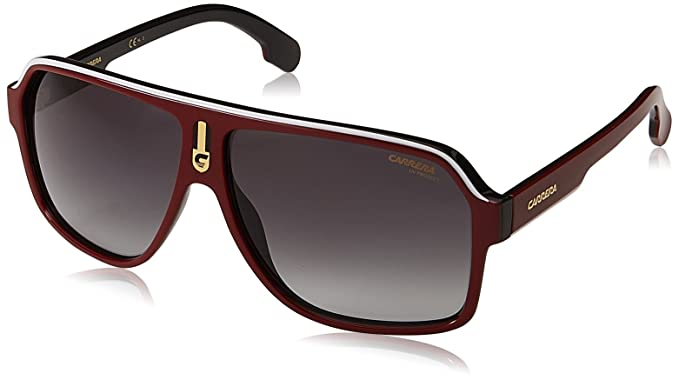 d88b664408f Image Unavailable. Image not available for. Colour  Carrera Gradient Square Unisex  Sunglasses - (CARRERA 1001 S ...