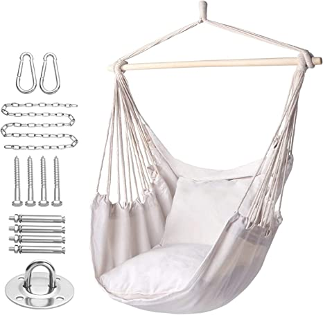 Hammock Chair - Adorable Hanging Relaxatione Swing