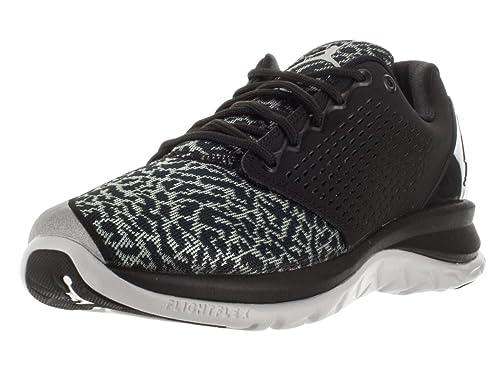 Nike Jordan Flight Origin 4, Zapatillas Para Hombre, Blanco (White/Black 100), 45.5 EU