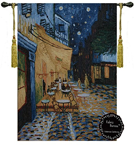 [Free Shipping] Beautiful Cafe Terrace By Vincent Van Gogh size 39