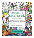 Best Things In Lives - Color Me Grateful: Nearly 100 Coloring Templates Review