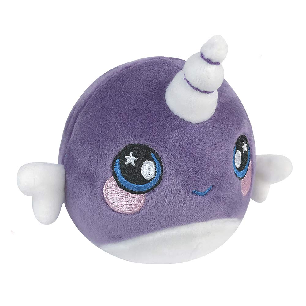 Squeezamals Slow Rising Soft Toy, Squishie, Squeezy and Scented Plush Animals (Variety of Styles - Styles Picked at Random) by Squeezamals (Image #13)