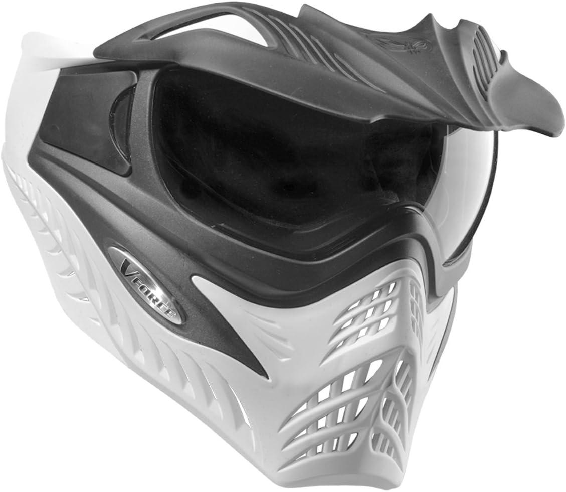 Tinted Smoke VForce Paintball Goggle Grill Regular Glass