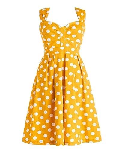 Eyekepper 1950s Vintage Rockabilly vestito dall'oscillazione delle donne