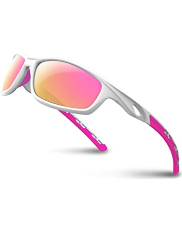 0e2e7d5c09bb RIVBOS Polarized Sports Sunglasses Driving Sun Glasses Shades for Men Women  Tr 90 Unbreakable Frame for
