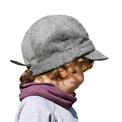 8a002b60 Amazon.com: Twinklebelle Best Adjustable Baby Toddle Kids Newsboy Hat for Fall  Spring: Clothing