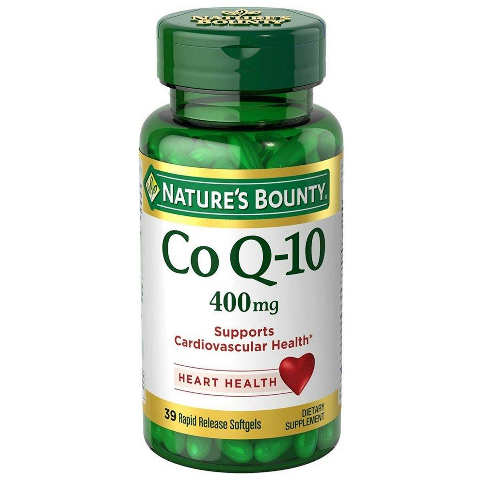 コエンザイムQ10 400mgの、78カラット(2ボトルで)  Coq10 400mg , 78 ct ( In 2 Bottles ) B00C0OLOXG