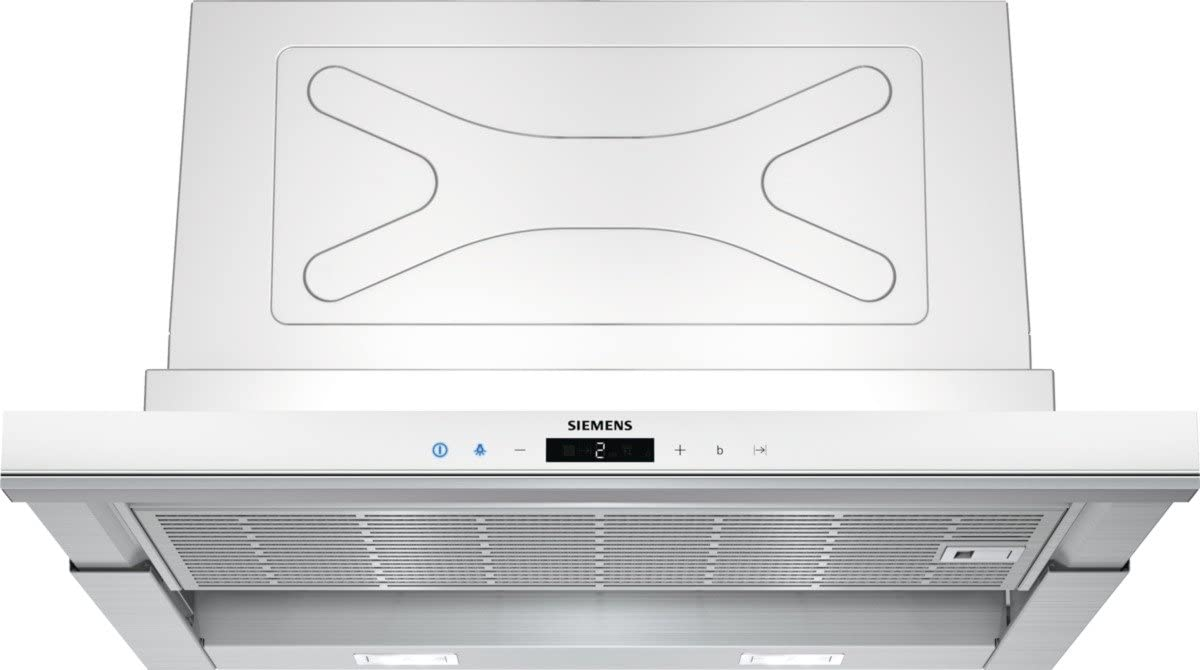 Siemens LI67SA270 iQ700 - Cubierta para paraguas (59,8 cm, acero inoxidable): Amazon.es: Grandes electrodomésticos