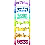 Creative Teaching Press Painted Palette Desktop Behavior Clip Chart Bookmark (0948)