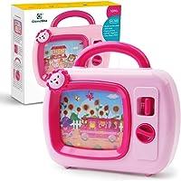 GizmoVine Juguete Bebé 2 años Juguete Musical TV para Bebé Cajas De Música Manualidades para Regalos