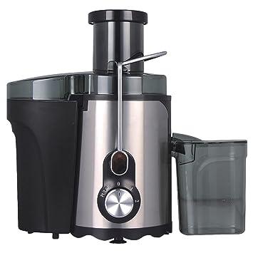 Licuadora eléctrica 700 W Extractor de zumo Frutas Verduras Exprimidor: Amazon.es: Hogar