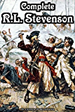 The Complete Collection of R. L. Stevenson (English Edition)