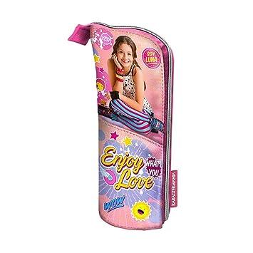 Soy Luna Estuche portatodo Vertical Color Rosa 21 cm ...