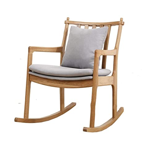 Excellent Amazon Com Geqwe Rocking Chair Nordic Leisure Rocking Chair Gmtry Best Dining Table And Chair Ideas Images Gmtryco