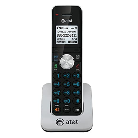 amazon com at t tl90071 dect 6 0 cordless phone accessory handset rh amazon com