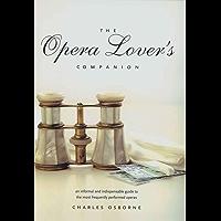 The Opera Lover's Companion book cover