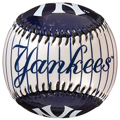 York New Yankees Ball (Franklin Sports MLB New York Yankees Team Softstrike Baseball)