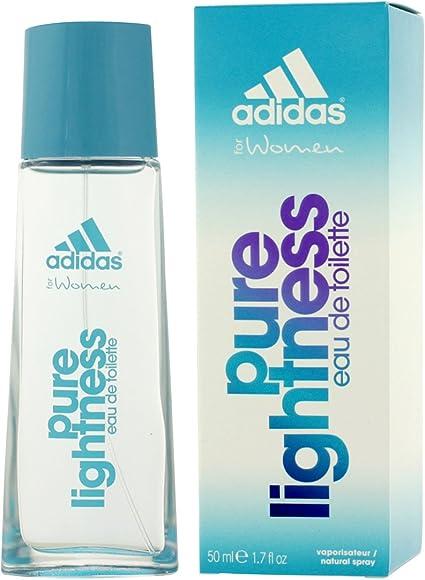 Mediana combate manzana  adidas Pure Lightness Eau de Toilette 50 ml (Woman): Amazon.es: Belleza