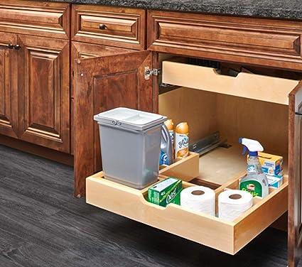 Amazon Com P486 30vsbsc Bm 1 Under Sink Pullout U Shape