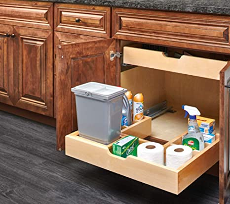 Amazoncom P486 30vsbsc Bm 1 Under Sink Pullout U Shape