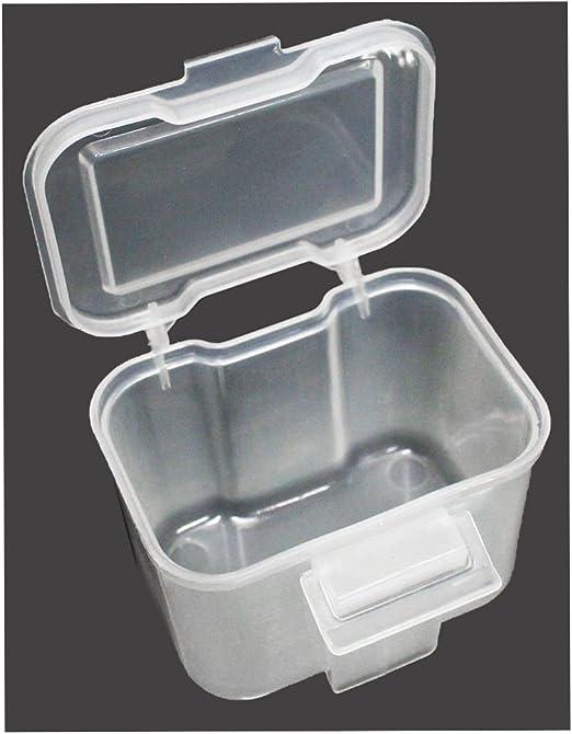 plastic clip containers