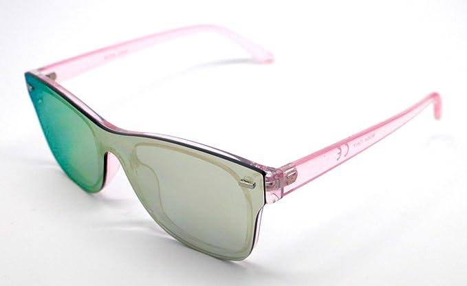 Gafas de Sol Hombre Mujer Lagofree W7039 Espejo Sunglasses ...