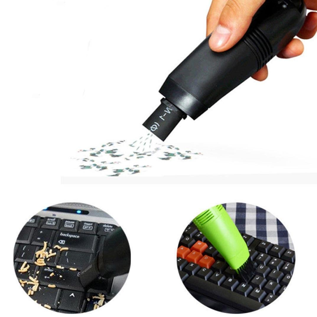 Chartsea Mini Vacuum Cleaner Usb Keyboard Kit Notebook Cleaning Brush Dust Collector