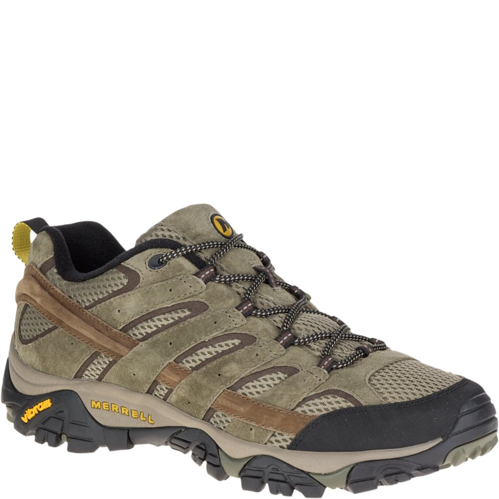 Merrell Men's Moab 2 Vent Hiking Shoe 14 M US|Dusty Olive
