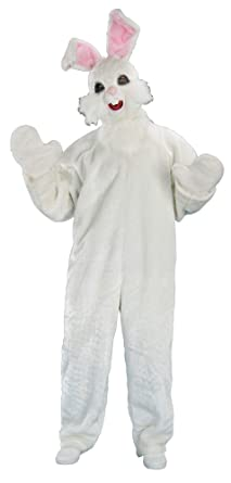 ced7b24fb0b77 Forum Novelties Furry Friends Plush Funny Bunny Costume