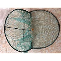 CHENGYIDA 1pc Effective Bird Pigeon Live Trap Sensitive Quail Humane Trapping Hunting 40cm