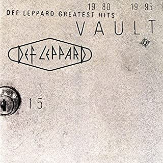Vault: Def Leppard Greatest Hits (1980-1995) [2 LP]