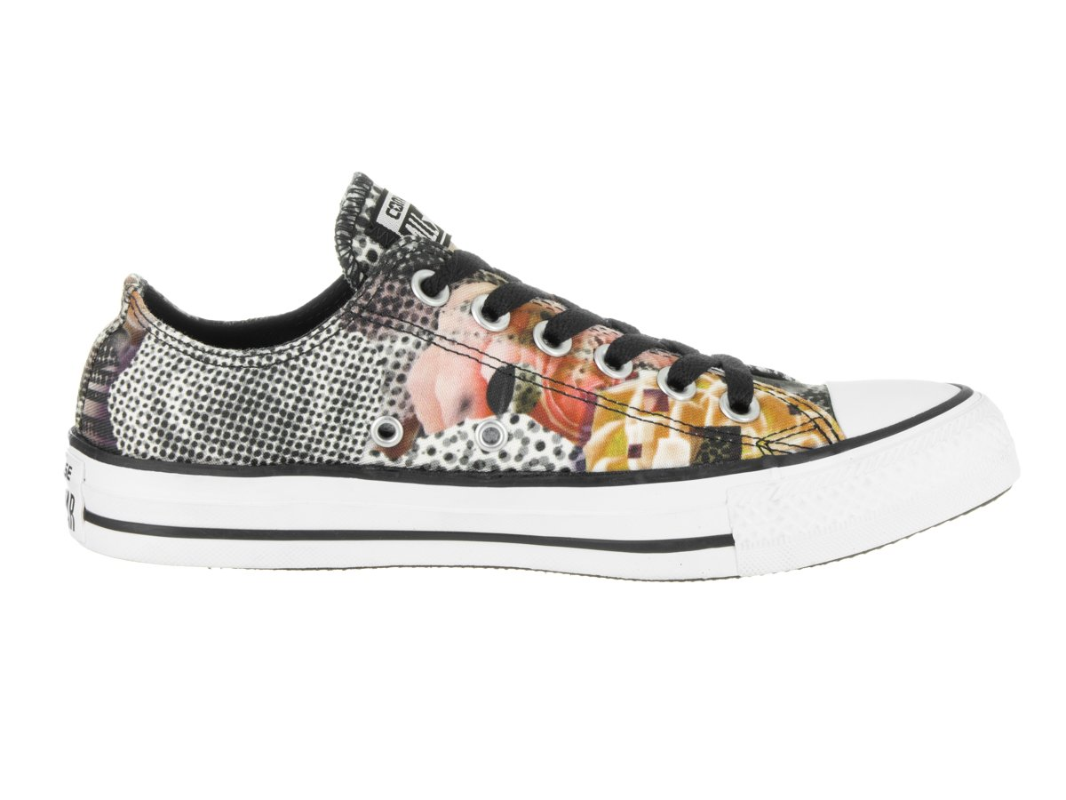 Converse Women's Chuck Taylor All Basketball Star Digital Floral Ox Basketball All Shoe B0192LL3AS 8.5 B(M) US|Black Floral 7bf1c5