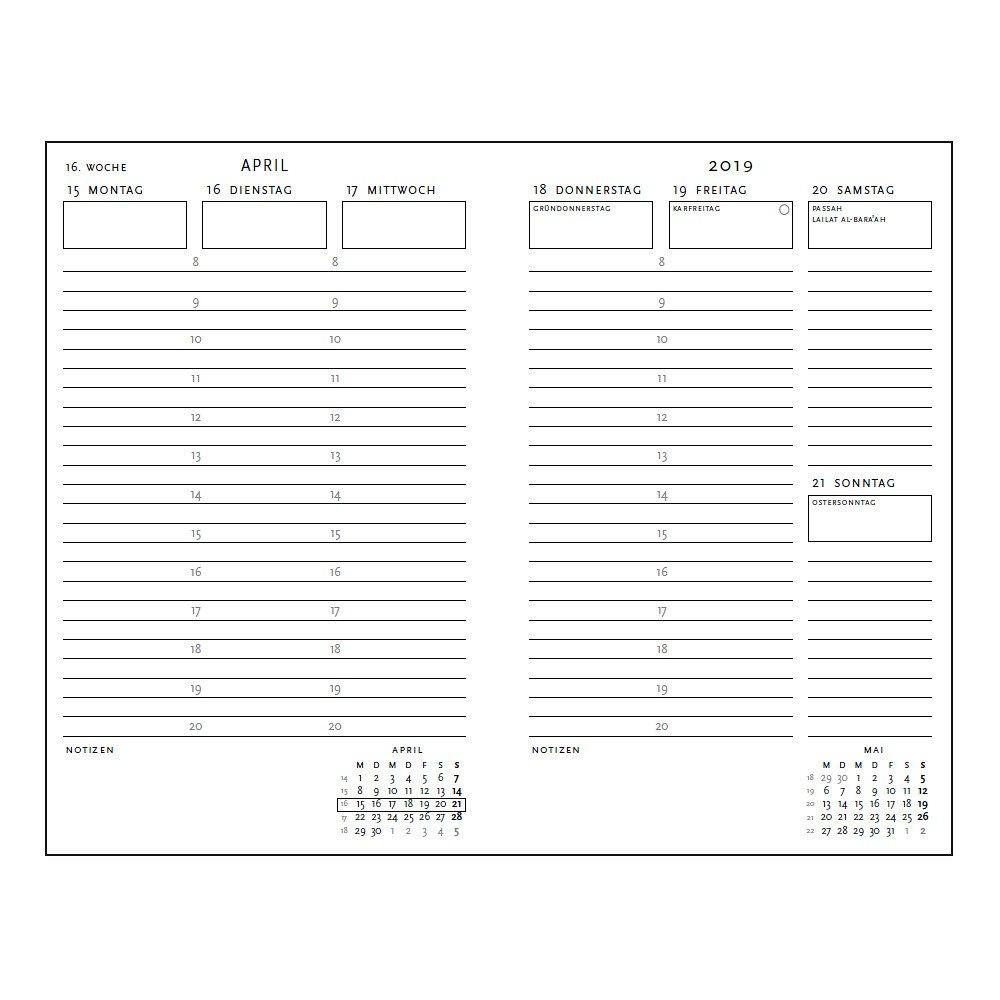 Paperblanks Agenda 2019 con marcapáginas. & Bolsillo Interior | Monet (el Puente), Carta a Morisot | Semana para Semana (Vertical) | Mini (140 x 100 ...