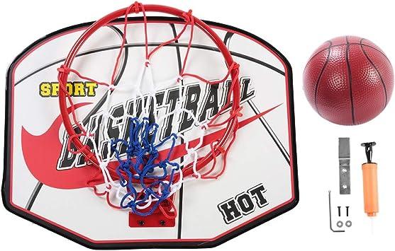 VGEBY1 Tablero de Baloncesto para Niños, Juego de Juguetes de ...