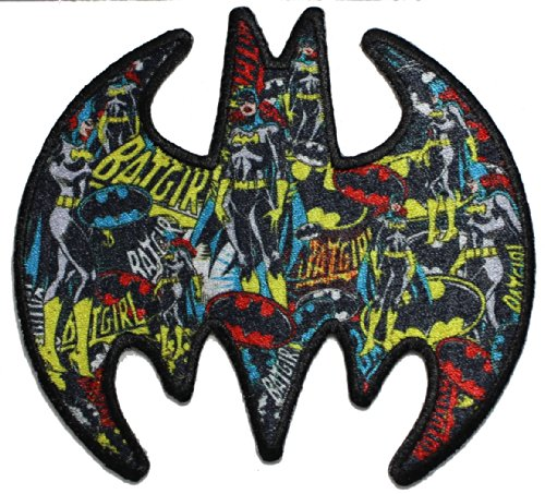 Batman Comics Multi Batgirl Patch