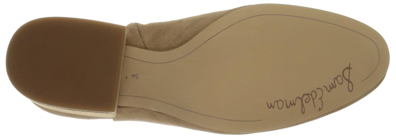 Sam Edelman Women's Taye Ankle Bootie B01AYKMFQC 9 B(M) US|Golden Caramel Suede