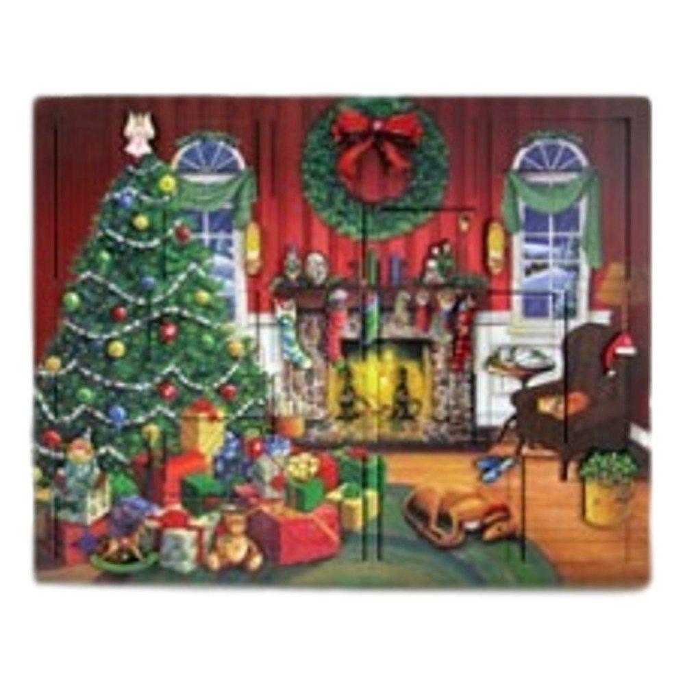 The Carolers Fireside Advent Calendar