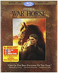 Cover Image for 'War Horse (Four Disc Combo: Blu-ray/DVD + Digital Copy)'