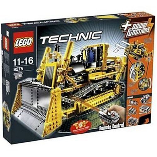 Lego Technic Motorized (Motorized Bulldozer)