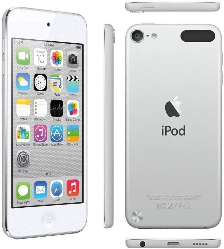 Original AppleiPod Compatible for mp3 mp4 Player Apple iPod Touch 5th gen 16GB White